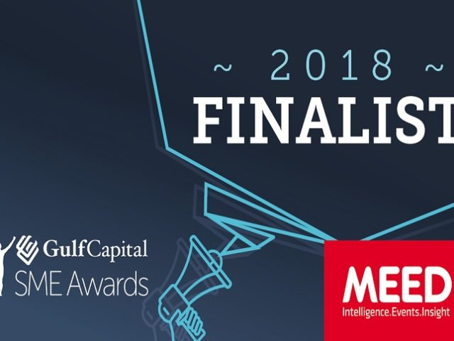 SamTech Middle East FZ L.L.C named finalist in Gulf Capital SME Awards 2018